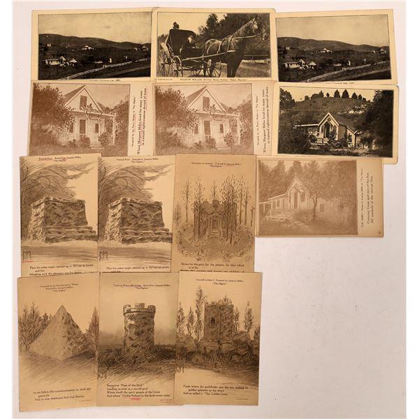 "Juanita Postcard Collection, ""The Hights"", Oakland California  [130311]"