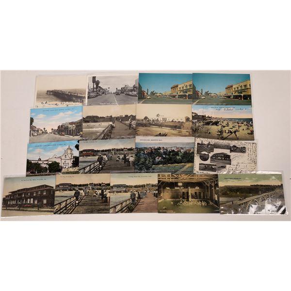 Oceanside, California Postcard Collection  [130286]