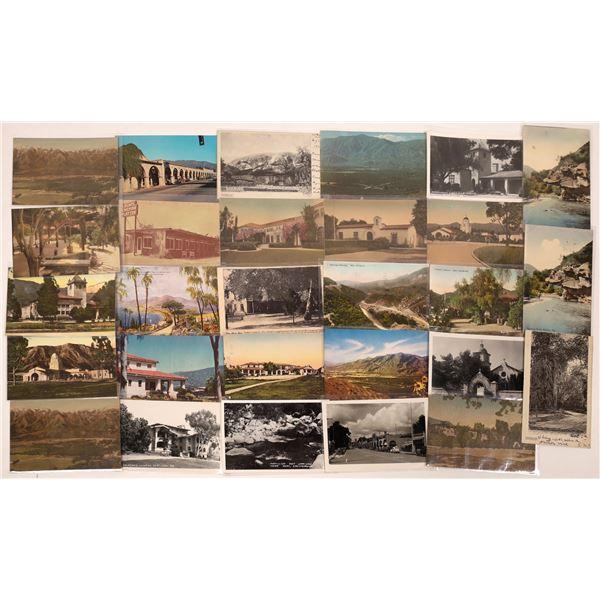 Ojai, California Postcard Collection  [130285]