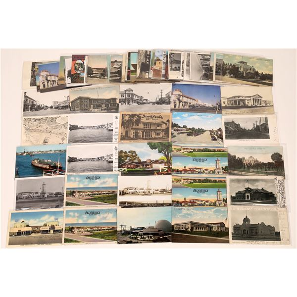 Postcard Collection from Orange County Cities  [139867]