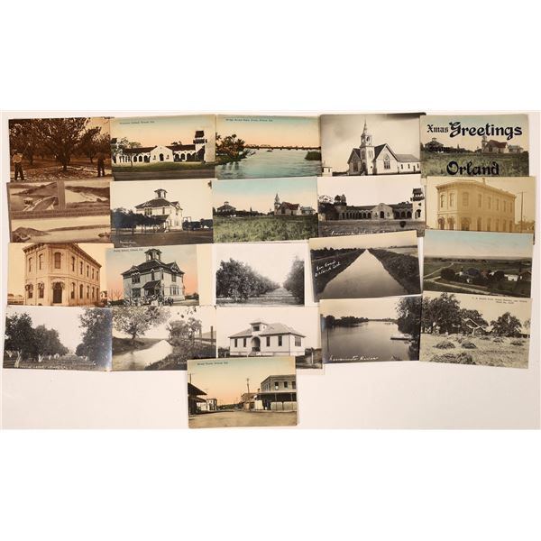Orland Postcard Collection  [130284]
