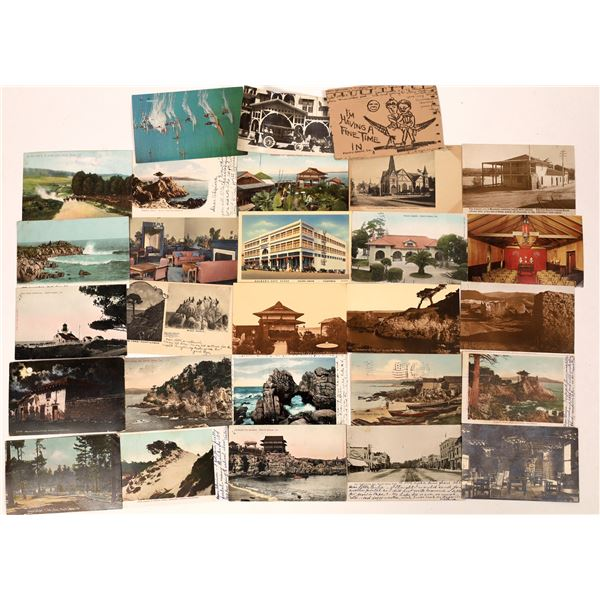 Pacific Grove Postcard Collection  [130283]