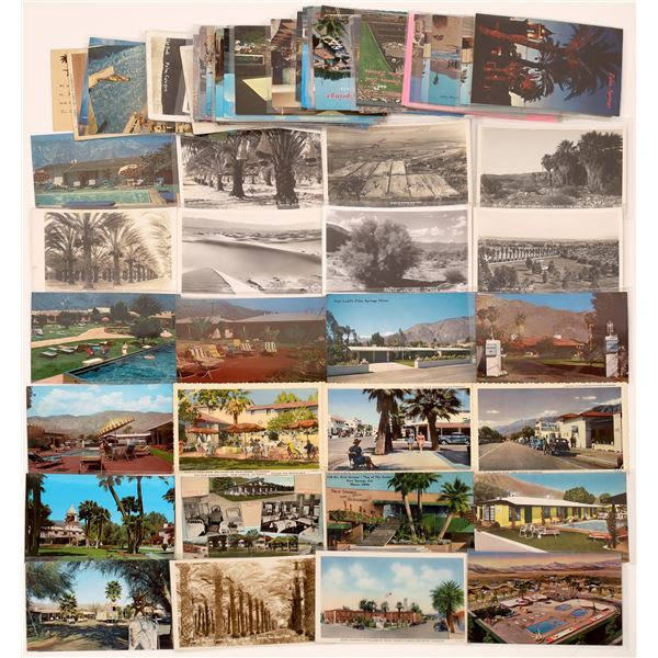 Palm Springs and Vicinity Postcard Collection  [130346]