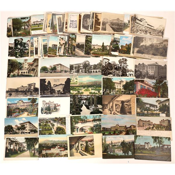 Postcard Collection of Pasadena: Hotels  [139857]