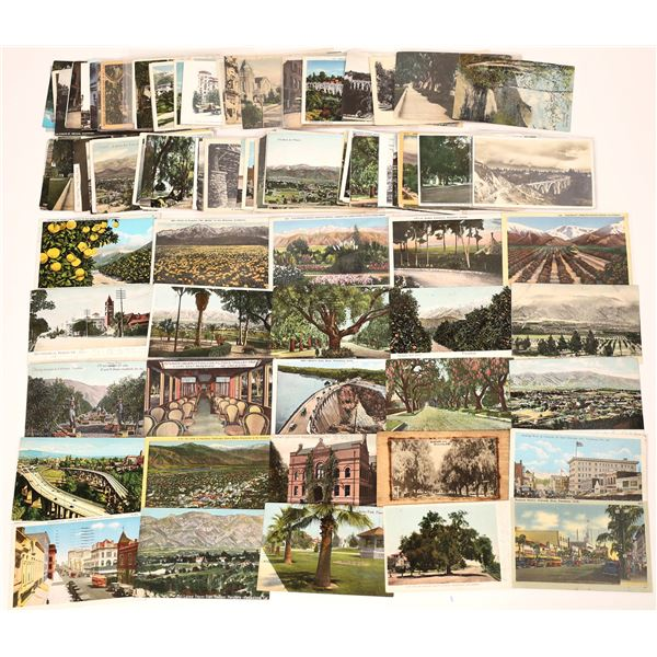 Postcard Collection of Pasadena: Street Scenes and City Views  [139854]