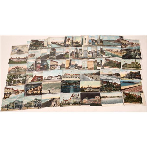 Vintage Postcard Collection: Redondo Beach California  [136213]
