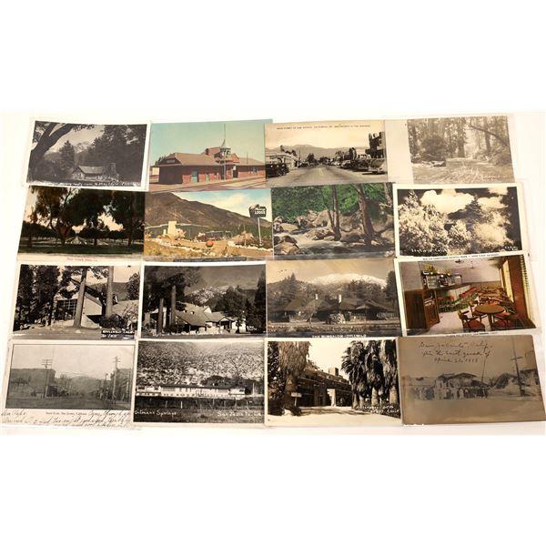 Riverside County, California Postcard Collection  [130349]