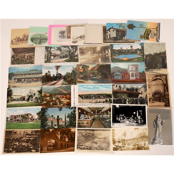 Riverside County, California Western Post Card Collection (32)  [139047]