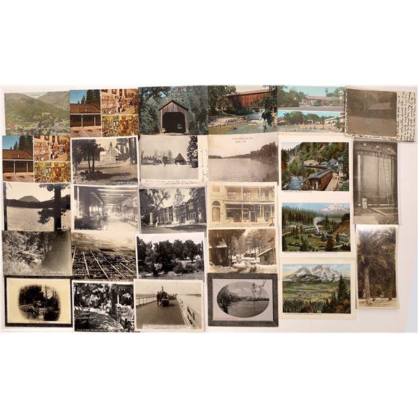 Sacramento River Area Postcard Collection  [130313]