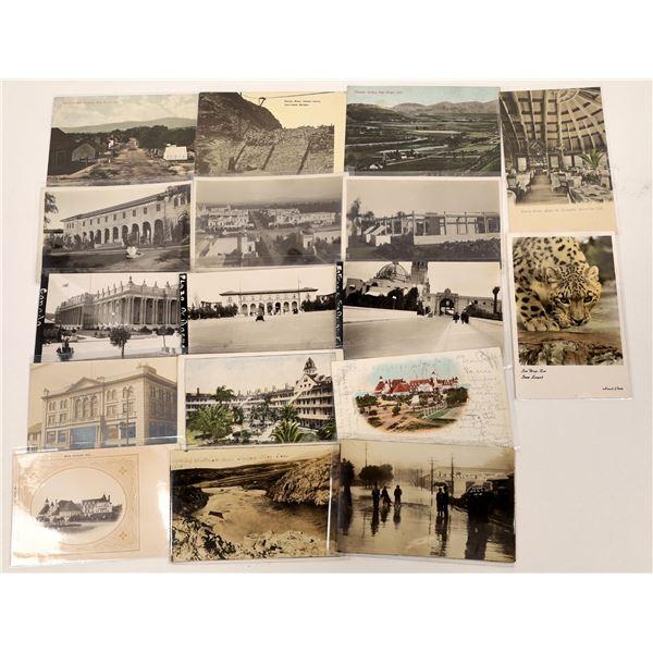 San Diego Postcard Collection  [130317]