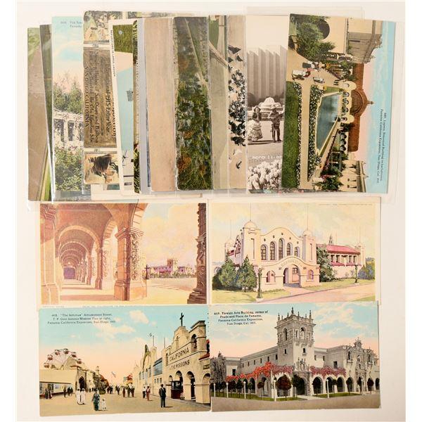 San Diego/Pan-Cal Expo Postcards  [138173]