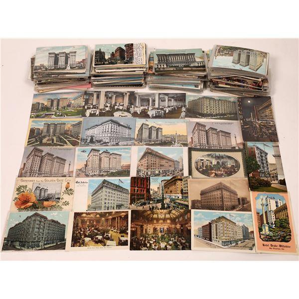 Postcard Collection: San Francisco Hotels  [139965]
