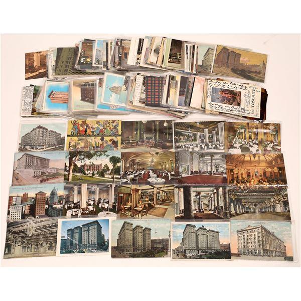Postcard Collection: San Francisco Hotels  [139968]