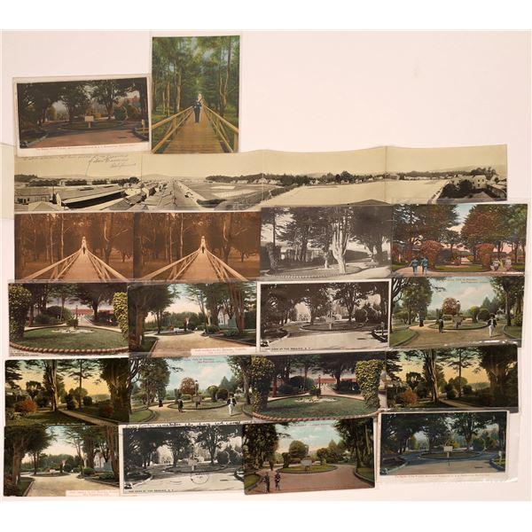 Presidio Garden Postcard Collection  [130364]