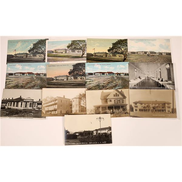 Presidio Hospital Postcard Collection  [130367]