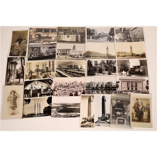 San Francisco Photo Postcard Collection  [130383]