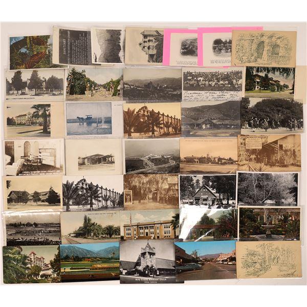 San Gabriel Valley, California Post Card Collection (37)  [139052]