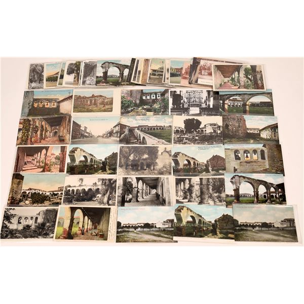 Postcard Collection of San Juan Capistrano  [139859]