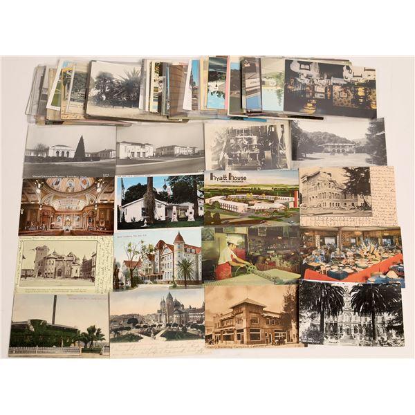 Santa Clara Valley Postcard Collection  [130427]