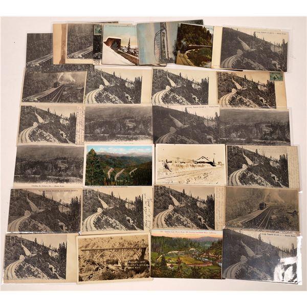 Siskiyou County Postcard Collection 1  [130323]