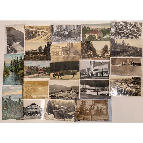 Siskiyou County Postcard Collection 2  [130324]