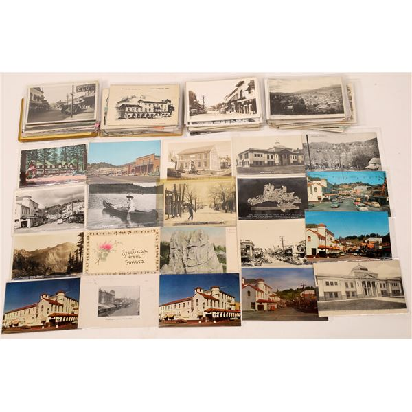 Postcard Collection: Sonora California  [136228]
