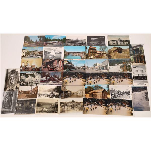 Tuolumne County, California Postcard Collection  [130332]