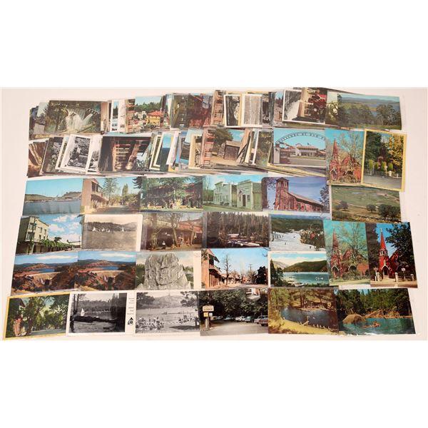 Postcard Collection: Tuolumne County California  [136212]