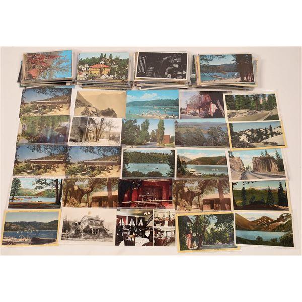 Postcard Collection: Tuolumne County California  [136229]