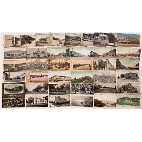 Turlock, California Postcard Collection  [130331]