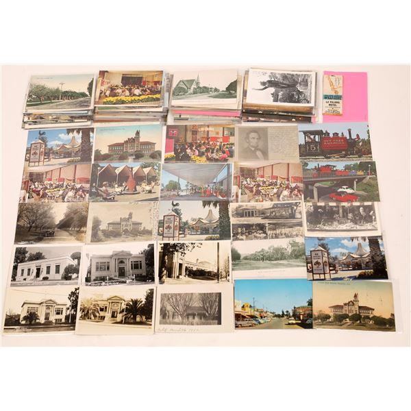 Postcard Collection: Vacaville California  [136227]