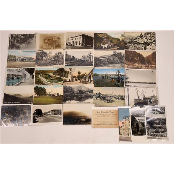 Ventura County, California Postcard Collection  [130347]