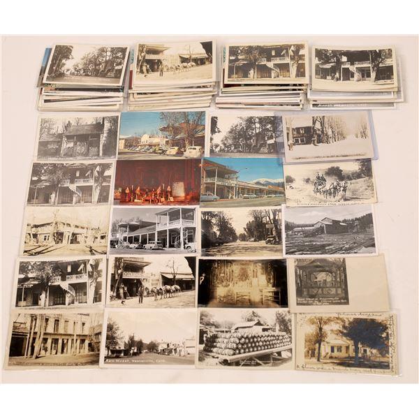 Postcard Collection: Weaverville California  [136226]