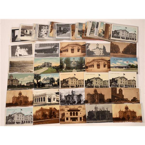 Postcard Collection: Vintage Willows California  [136217]