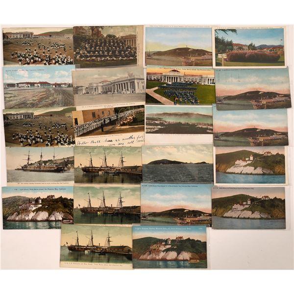 Yerba Buena Island Postcard Collection  [130326]