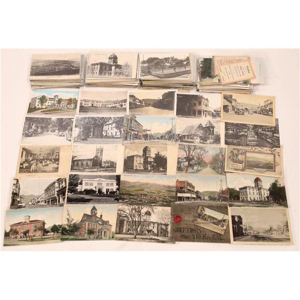 Postcard Collection: Yreka California  [136230]
