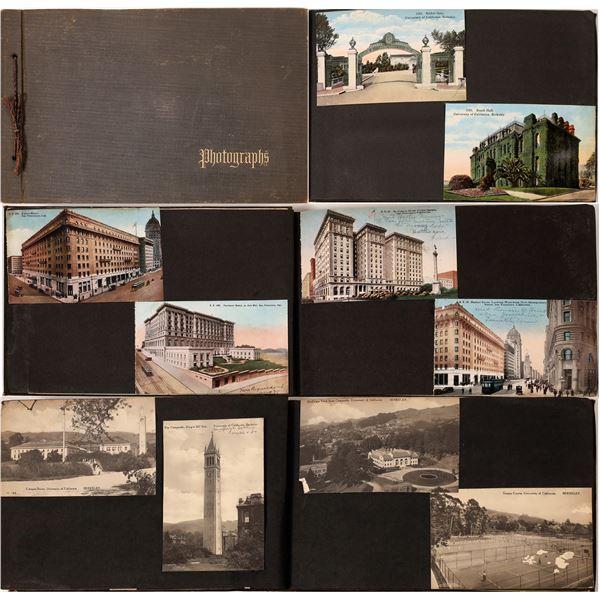 California Post Card Album   [139121]