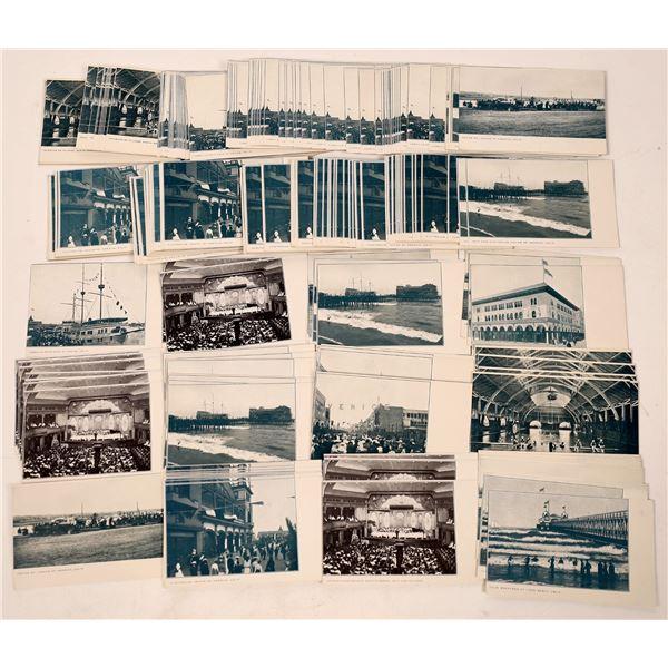 California Souvenir Postcards by Walt M. Reeves Los Angeles  [136210]