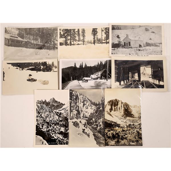 California Winter Scenes RPO Collection  [130402]