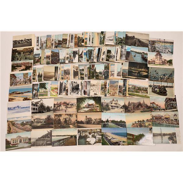 Postcard Collection: Vintage to 1950s Malibu to Playa Del Rey and Santa Monica  [136214]