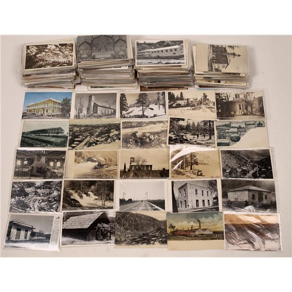 Postcard Collection: Mother Lode Country: Sierra to Mariposa Counties  [136218]