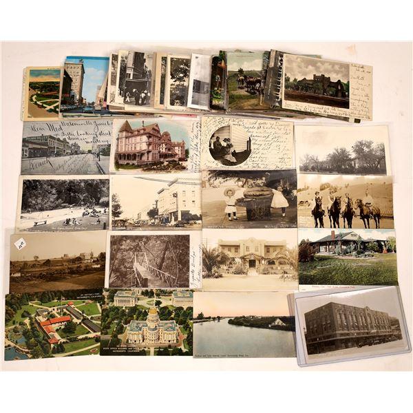 Central California Postcard Collection  [130432]