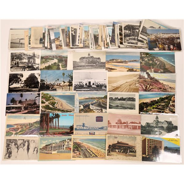 Postcard Collection: Southern California Seaside Cities  [139863]