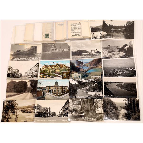 Northern California Coastal Postcard Collection  [130446]