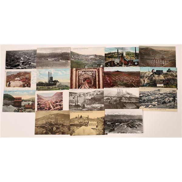 Colorado Mining Postcards (18)  [139463]