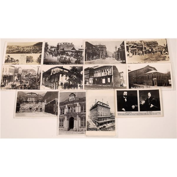 Early Real Photo Postcards from Virginia City (12)  [139458]