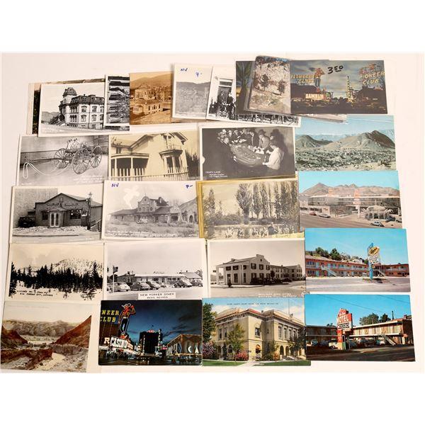 Nevada Postcard Collection  [130417]