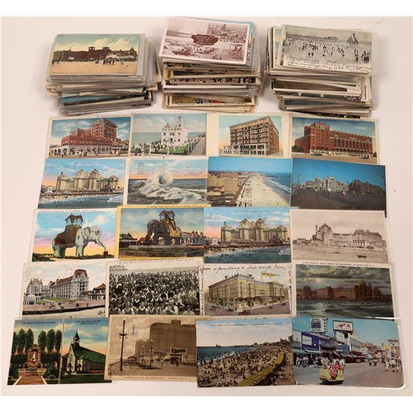Postcard Collection: Atlantic City Boardwalk  [139963]