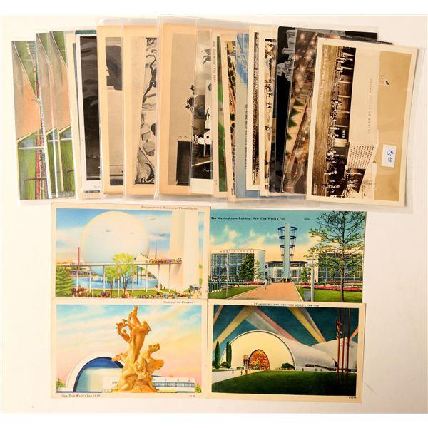 NY Expo of 1939 Postcards  [138175]