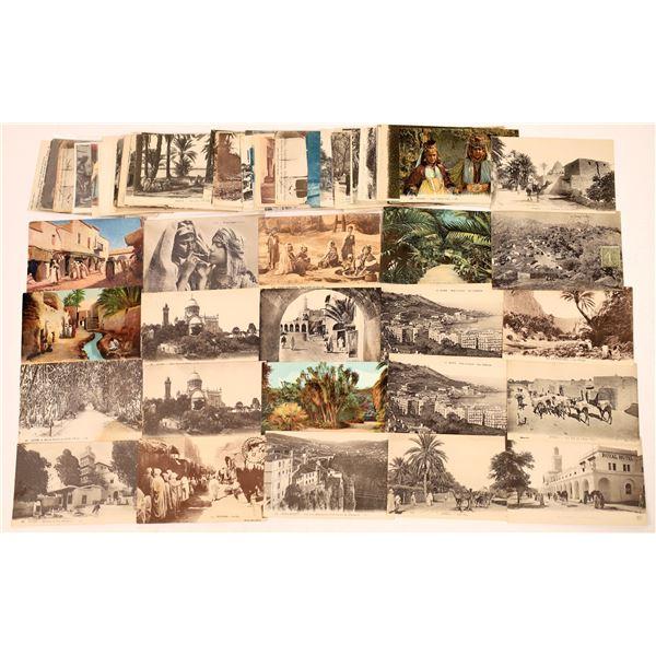 Postcard Collection: Vintage Algeria Cards  [136205]